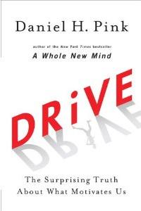 """""""Drive"""" by Daniel H. Pink"""